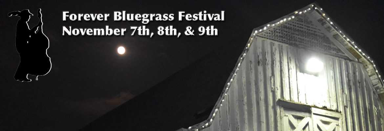 3rd Annual Forever Bluegrass Festival!