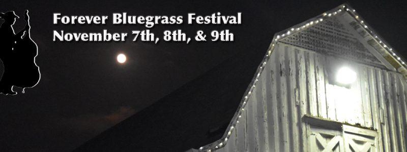 3rd Annual Forever Bluegrass Festival